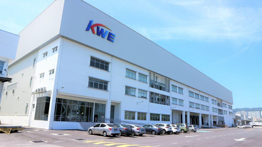 Kintetsu world express (malaysia) sdn. Bhd. Facade