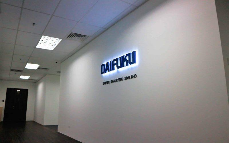DAIFUKU Malaysia New Office Project