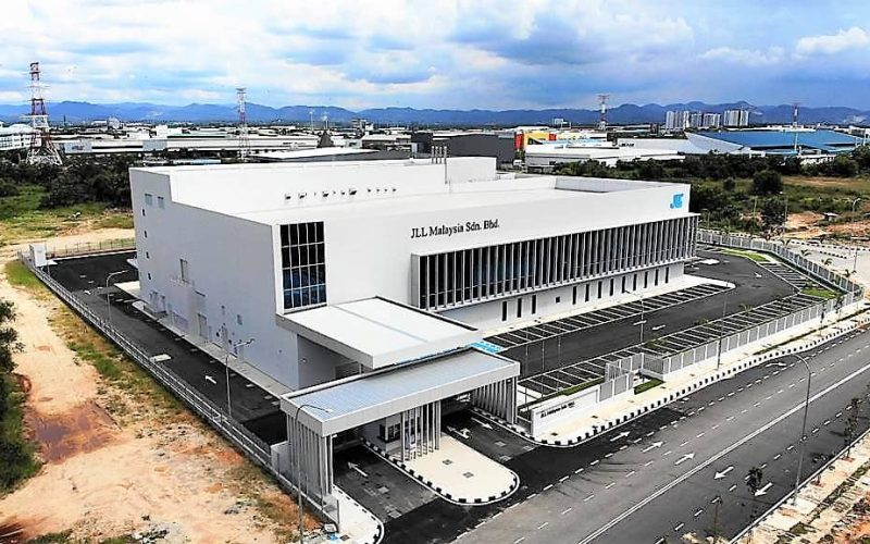 JLL Malaysia New Factory Project