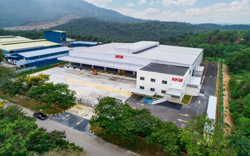 Nippon Konpo (Malaysia) New Bonded warehouse Project