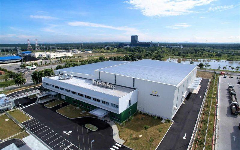SAKAMOTO Factory Project