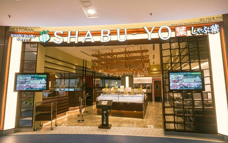 SKYLARK-MALAYSIA-SHABU-YO-Sunway-Pyramid-Mall-Project
