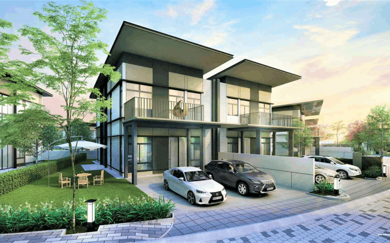 Sakura Residence Project
